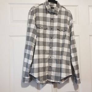 💯 cotton Mens Express casual button up